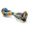 HoverBoard Graffiti S6.5inch Segway New 2018