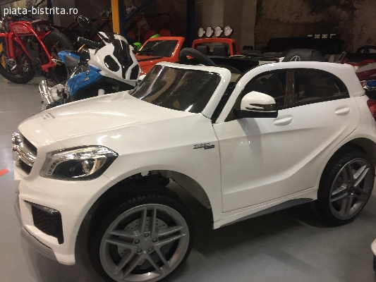 Masina electrica copil Mercedes A45 AMG Deluxe